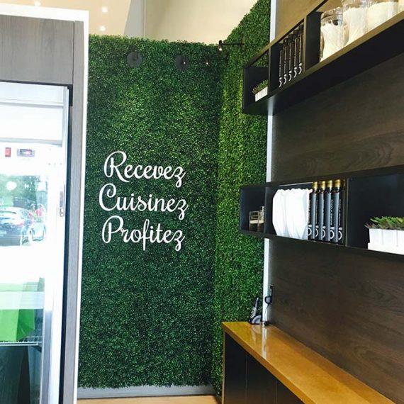 Boutique Evoila - Montreal - OPUS DESIGN