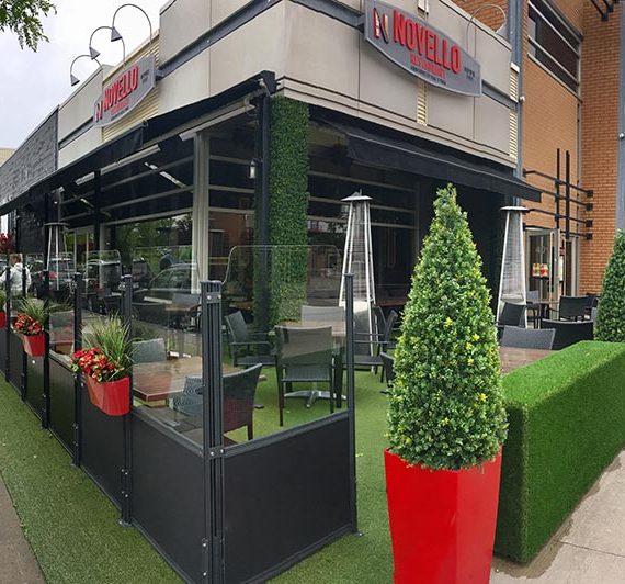 Restaurant Novello