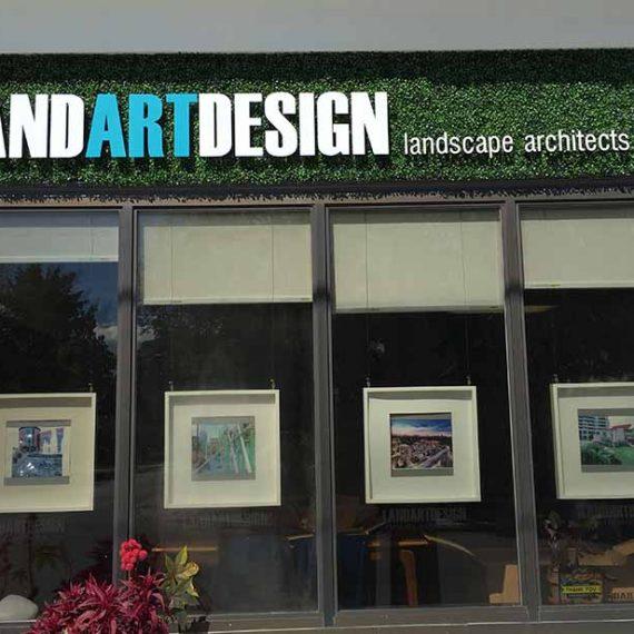 Land Art Design - Toronto - OPUS DESIGN