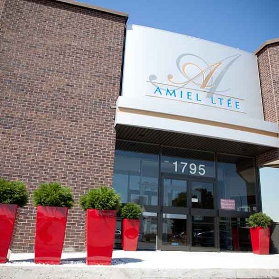 Les Distributions AMIEL - Laval - OPUS DESIGN