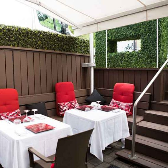 Restaurant Europea - Montreal - OPUS DESIGN