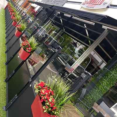 Restaurant Novello - Boucherville - OPUS DESIGN