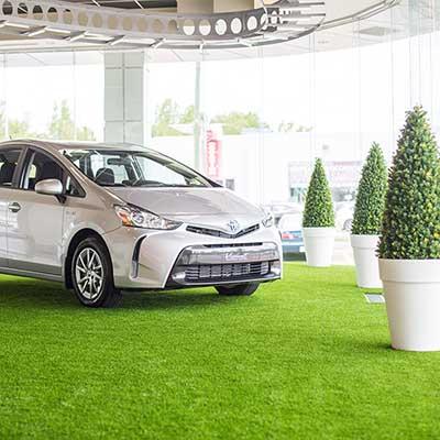 Vimont Toyota - Laval - OPUS DESIGN