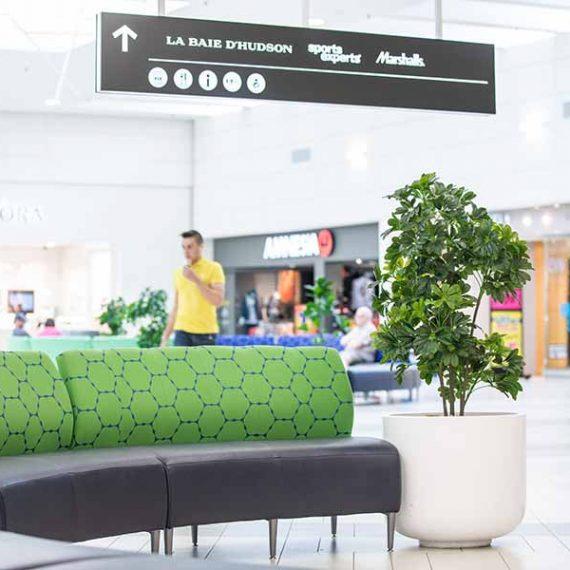 Carrefour de l'Estrie - Sherbrooke - OPUS DESIGN